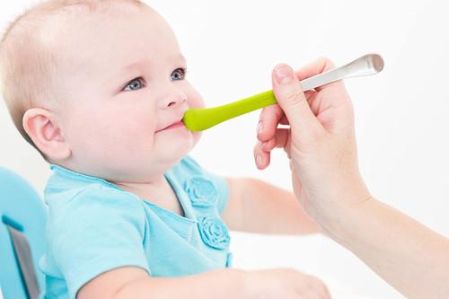 SWAP 2-IN-1 Feeding Spoon