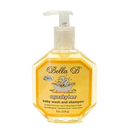 Squeaky Bee Shampoo and Body Wash - 8oz