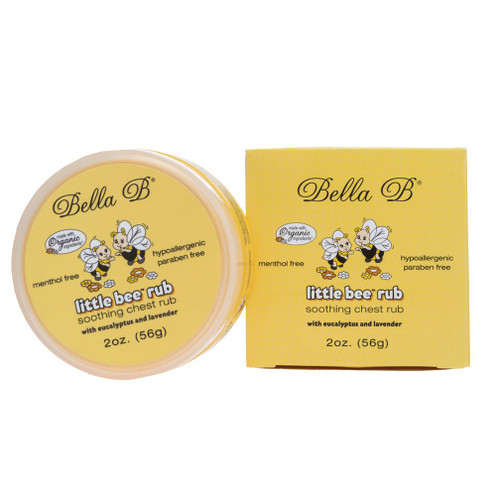 Little Bee Decongesting Chest Rub - 2oz