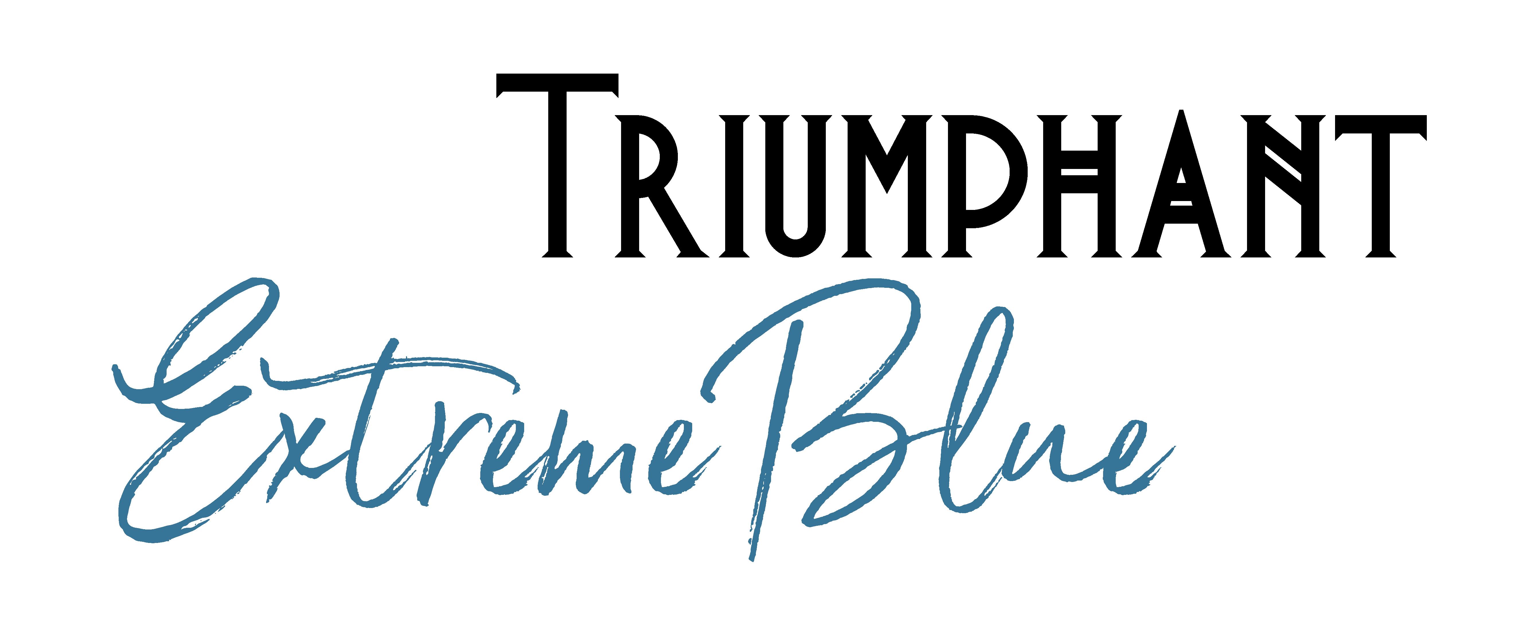 Triumphant Extreme Blue
