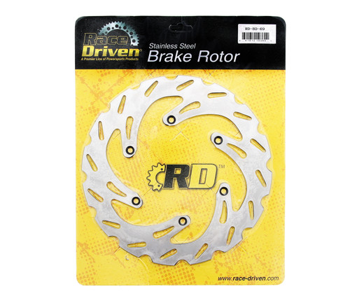 1997-1999 fits Suzuki DR350 Front RipTide Stainless Steel Brake Rotor Disc