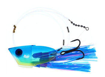 Diabolical Custom Tackle Meat Rig Blue Dolphin 1
