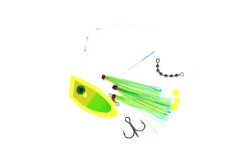 A-Tom-Mik Meat Rig Chartreuse UV Standard