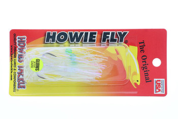 Howie's Tackle Fly Glow Little Boy Blue Standard