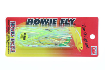Howie's Tackle Fly Glow Crusher Standard
