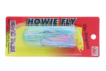 Howie's Tackle Fly Little Boy Blue/Aqua Standard