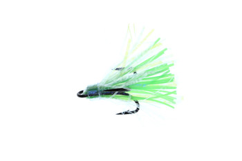 Howie's Tackle Peanut Fly Key Lime Frog Standard