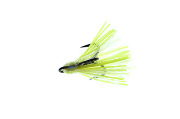 Howie's Tackle Peanut Fly Lemon Meringue Frog Standard