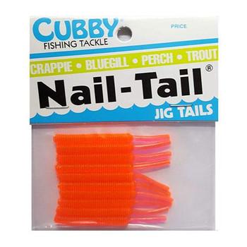 Cubby Nail Tail Orange 1-3/4''
