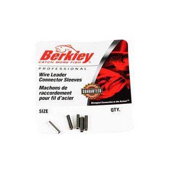 Berkley Connector Sleeves Black 4