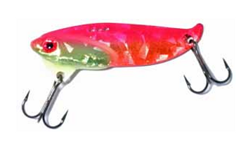 Hutch's Tackle Holographic Blade Baits