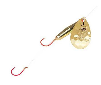 Northland Mr. Walleye Float'N Crawler Hauler Hex Gold #6