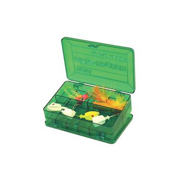 Plano Micro Organizer Clear Green