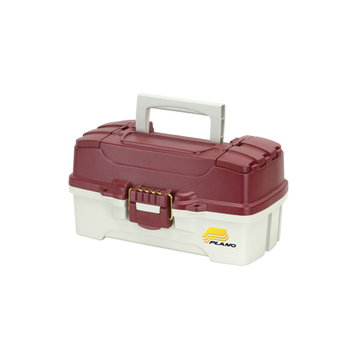 Plano - One Tray Tackle Box Dual Top Access