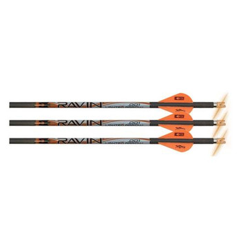 Ravin Crossbows Lighted Arrows 400gr 3pk .001