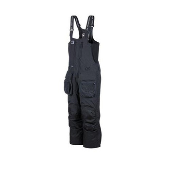 Striker Ice Climate Bibs Black XL