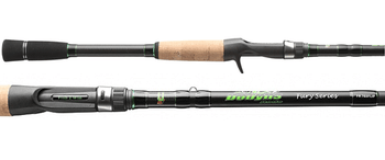 Dobyns Fury Series Casting Rod FR663C Medium Heavy 6'6''