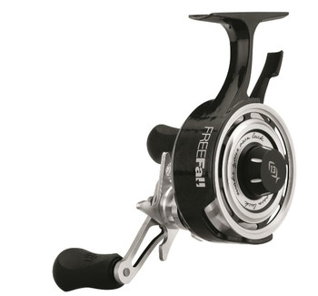 13 Fishing Black Betty Freefall W/Line Window RH