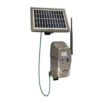 Cuddeback CuddePower Solar Kit