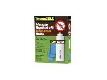 ThermaCell Repellent Refill Earth Scent