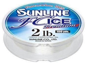 Sunline FC Ice 100yd Clear 6lb