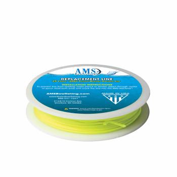 AMS Bowfishing Line Yellow 200 lbs
