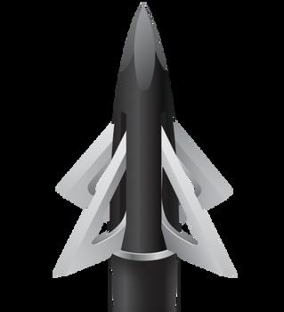 Slick Trick 1-1/8'' XBow Trick (4 Pack) 4 Blade 100 GR