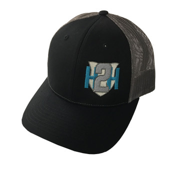 H2H Trucker Snap Back Trucker Cap OSFA