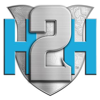 H2H Shield Boat Carpet Sticker Medium