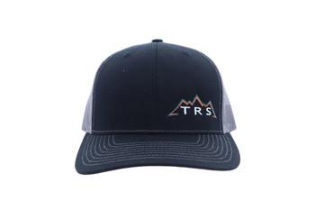 TRS Snapback Trucker Cap Black/Gray