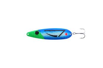 Moonshine Lures Original Spoons Magnum Lucky Flounder 5''