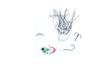 Musselhead Tackle Full Meat Rigs Hypno Toad 40lb