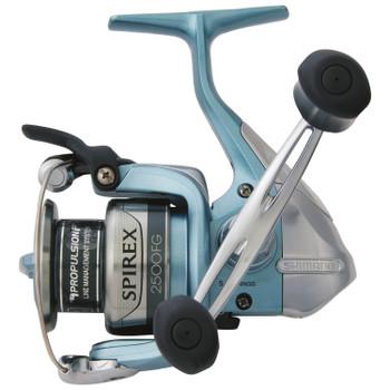 Shimano Spirex  Blue Silver 2500