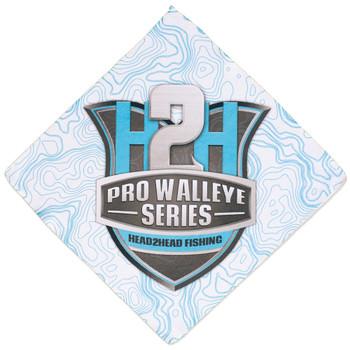 """Pro Walleye Series 16"""" Micro Fiber Boat Towel"""