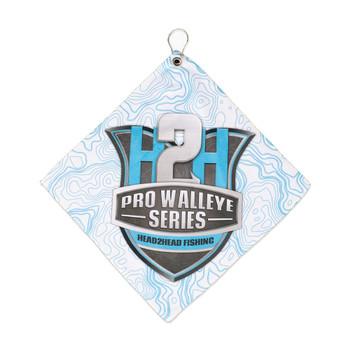 "Professional Walleye Series Hand Towel 14"""