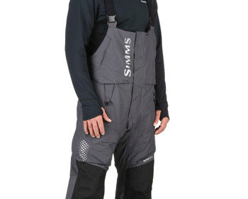 Simms Challenger Insulated Bib Black L