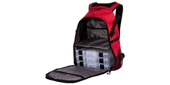Plano E Series Tackle Backpack Red 3600