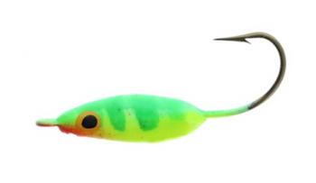 Maynards Barracuda Jig Chartreuse/Green 4