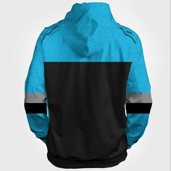 H2H SilkSeries Hoodies Blue H2H 3XL