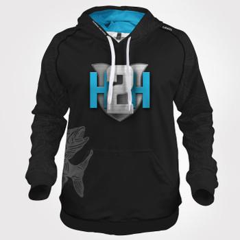 H2H SilkSeries Walleye Hoodie S