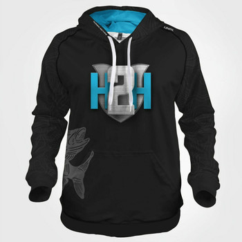 H2H SilkSeries Walleye Hoodie XL