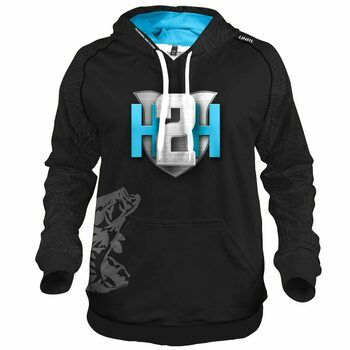H2H SilkSeries Bass Hoodie 3XL