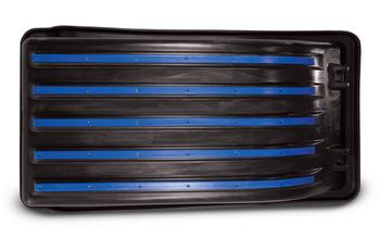 Otter Hyfax Runner Kit - Med Sled/Cabin