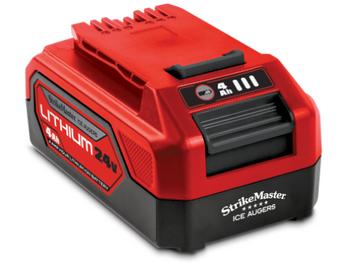 Strikemaster Lithium 24V Replacement Battery