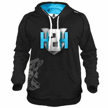 H2H SilkSeries Bass Hoodie 4XL