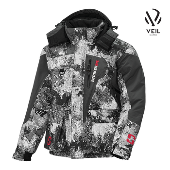 Striker Ice Predator Jacket Stryk Camo L
