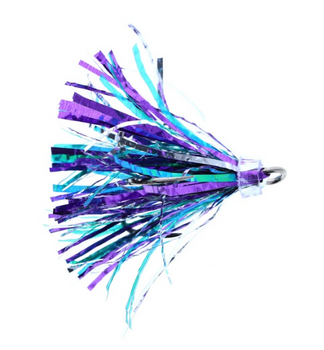 Salmon Candy Coho Flies 2 Pack Grasshopper 2 Inch