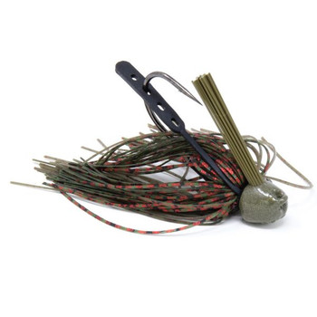 A.T. Rattling Jig Watermelon Red Flake 1/2