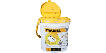 Frabill Insulated Bucket W/Built in Aerator