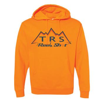 TRS ST Custom Apparel Hoody Orange 3XL